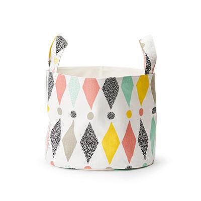 Littlephant Soft basket Harlequin 525bd542d3f75