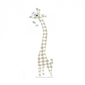 Wall sticker, Giraffe harlequin